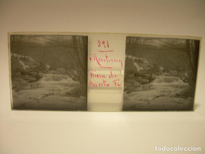Fotografía antigua: BADALONA- MONTGAT,- MONTSENY- CAJETIN 22 CRISTAL ESTEREOSCOPICO- Ca.1910 - Foto 27 - 88947672