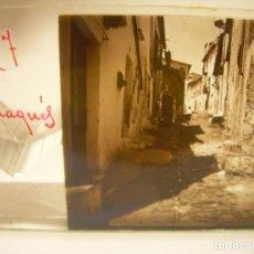 Fotografía antigua: CADAQUES, DOS CRISTAL ESTEREOSCOPICO FOTO ANTIGUA CATALUÑA- CA.1.900. Lote 89095544