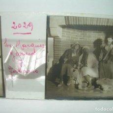 Fotografía antigua: ANTIGUO CRISTAL ESTEREOSCOPICO....PINTOR...SRES.MARQUES GARCIA Y GABARRO.. Lote 89226512