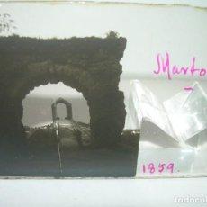 Fotografía antigua: MARTORELL,BARCELONA- DOS CRISTALES ESTEREOSCOPICO- CIRCA. 1.900. Lote 89429820