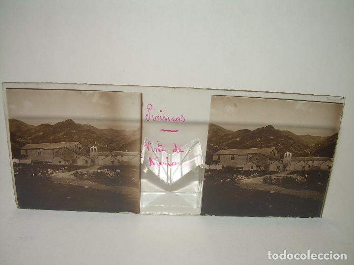 Fotografía antigua: CRISTALES DE NURIA (PIRINEOS)....TOTAL. 8....CIRCA 1.900 - Foto 2 - 89664744