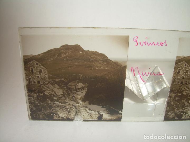 Fotografía antigua: CRISTALES DE NURIA (PIRINEOS)....TOTAL. 8....CIRCA 1.900 - Foto 3 - 89664744