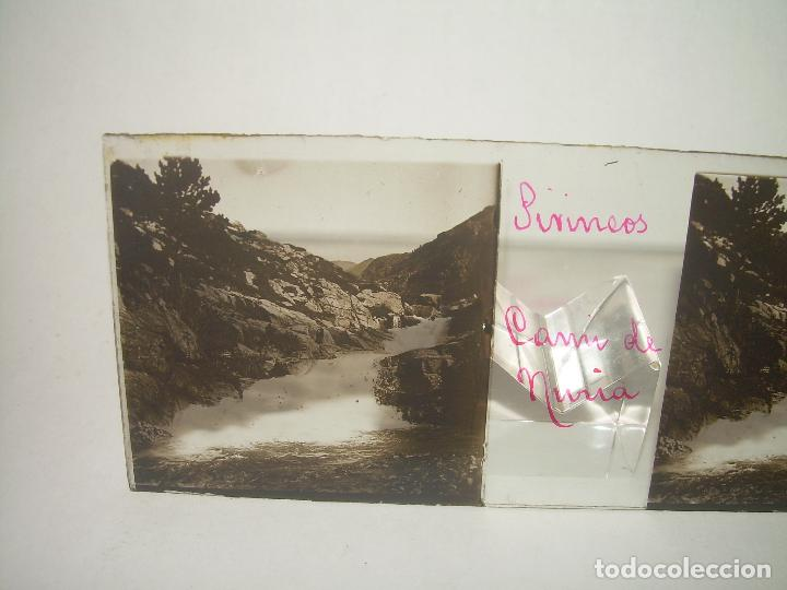 Fotografía antigua: CRISTALES DE NURIA (PIRINEOS)....TOTAL. 8....CIRCA 1.900 - Foto 6 - 89664744