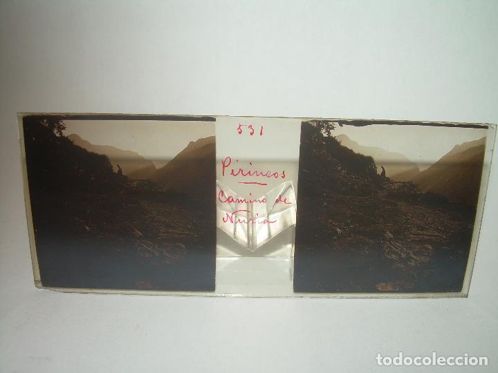 Fotografía antigua: CRISTALES DE NURIA (PIRINEOS)....TOTAL. 8....CIRCA 1.900 - Foto 7 - 89664744