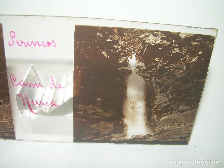 Fotografía antigua: CRISTALES DE NURIA (PIRINEOS)....TOTAL. 8....CIRCA 1.900 - Foto 10 - 89664744