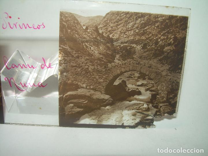 Fotografía antigua: CRISTALES DE NURIA (PIRINEOS)....TOTAL. 8....CIRCA 1.900 - Foto 17 - 89664744