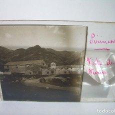 Fotografía antigua: SEIS CRISTALES ESTEREOSCOPICOS.......NURIA......CIRCA..1.900. Lote 90348408