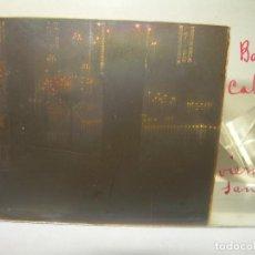 Fotografía antigua: CRISTAL ESTEREOSCOPICO.....BARCELONA LA CATEDRAL EN VIERNES SANTO.......CIRCA. 1.900. Lote 90348716