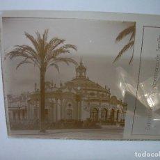 Fotografía antigua: TRES CRISTALES ESTEREOSCOPICOS....SEVILLA...EXPOSICION IBERO AMERICANA 1.929. Lote 90378740