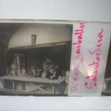 Fotografía antigua: CRISTAL ESTEREOSCOPICO.......PALAUTORDERA...CAN GARBALLER.......CIRCA. 1.900. Lote 90741225