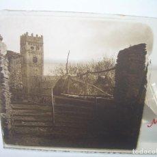 Fotografía antigua: CRISTAL ESTEREOSCOPICO.......MOLLÒ.......CIRCA. 1.900. Lote 90834700