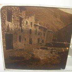 Fotografía antigua: TRES CRISTALES ESTEREOSCOPICOS.......SETCASES...RIPOLLES...VALLTER 2000....CIRCA. 1.900. Lote 90835375
