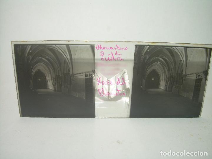 Fotografía antigua: CAJETIN CON 25 CRISTALES DEL MONASTERIO DE PIEDRA....CIRCA...1.900 - Foto 22 - 92078880