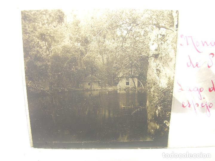 Fotografía antigua: CAJETIN CON 25 CRISTALES DEL MONASTERIO DE PIEDRA....CIRCA...1.900 - Foto 29 - 92078880