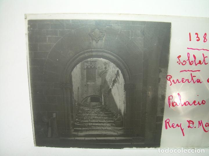 Fotografía antigua: CAJETIN 25 CRISTALES ESTEREOSCOPICOS...MONASTERIO POBLET EN RUINAS..ANTES DE SER RECONSTRUIDO CA1910 - Foto 5 - 92342180