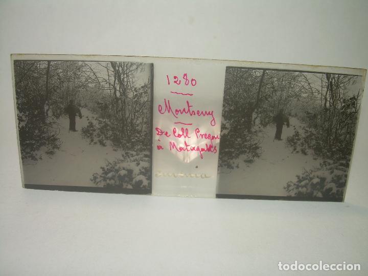 Fotografía antigua: CAJETIN 25 CRISTALES ESTEREOSCOPICOS.....MONTSENY......CIRCA.1.900 - Foto 4 - 92769865