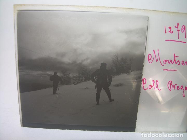 Fotografía antigua: CAJETIN 25 CRISTALES ESTEREOSCOPICOS.....MONTSENY......CIRCA.1.900 - Foto 5 - 92769865