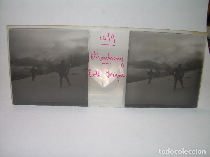 Fotografía antigua: CAJETIN 25 CRISTALES ESTEREOSCOPICOS.....MONTSENY......CIRCA.1.900 - Foto 6 - 92769865