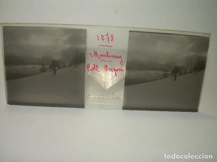 Fotografía antigua: CAJETIN 25 CRISTALES ESTEREOSCOPICOS.....MONTSENY......CIRCA.1.900 - Foto 8 - 92769865