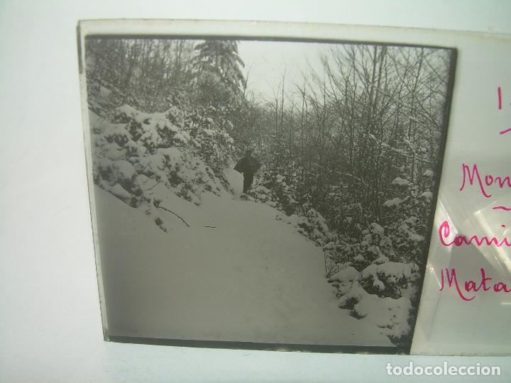 Fotografía antigua: CAJETIN 25 CRISTALES ESTEREOSCOPICOS.....MONTSENY......CIRCA.1.900 - Foto 9 - 92769865