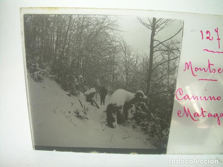 Fotografía antigua: CAJETIN 25 CRISTALES ESTEREOSCOPICOS.....MONTSENY......CIRCA.1.900 - Foto 11 - 92769865