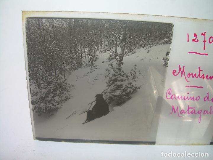 Fotografía antigua: CAJETIN 25 CRISTALES ESTEREOSCOPICOS.....MONTSENY......CIRCA.1.900 - Foto 16 - 92769865