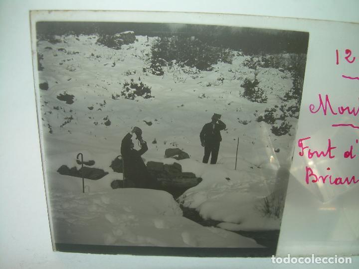 Fotografía antigua: CAJETIN 25 CRISTALES ESTEREOSCOPICOS.....MONTSENY......CIRCA.1.900 - Foto 18 - 92769865