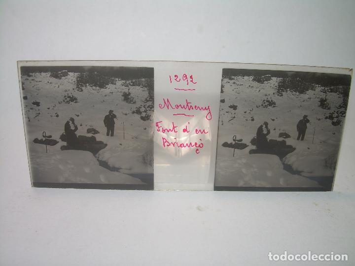 Fotografía antigua: CAJETIN 25 CRISTALES ESTEREOSCOPICOS.....MONTSENY......CIRCA.1.900 - Foto 19 - 92769865