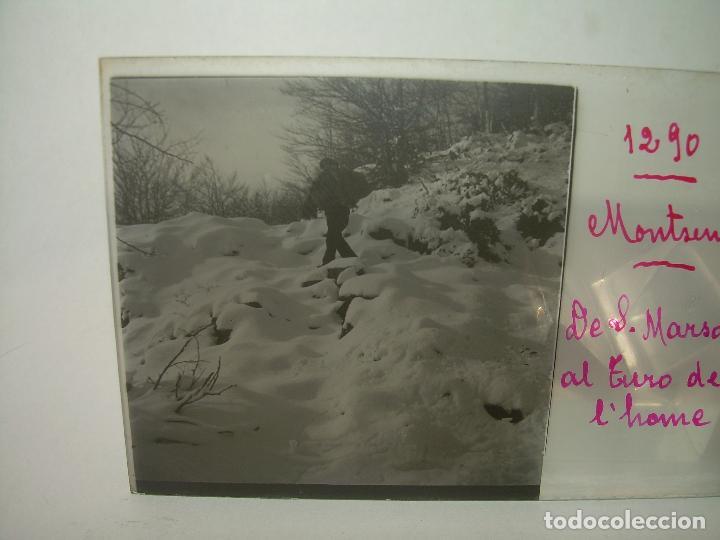Fotografía antigua: CAJETIN 25 CRISTALES ESTEREOSCOPICOS.....MONTSENY......CIRCA.1.900 - Foto 22 - 92769865