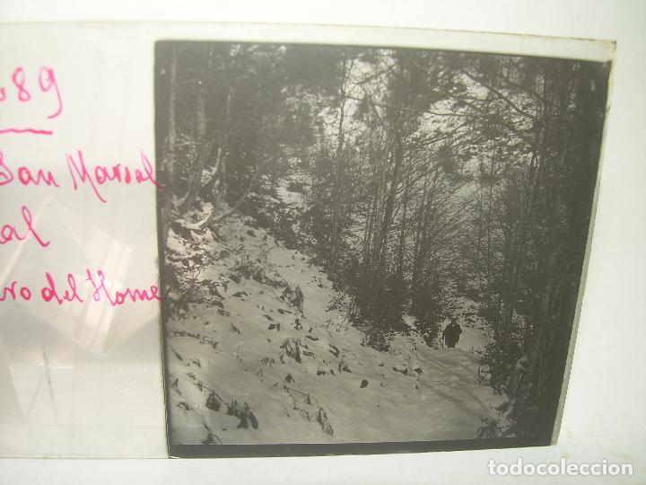Fotografía antigua: CAJETIN 25 CRISTALES ESTEREOSCOPICOS.....MONTSENY......CIRCA.1.900 - Foto 24 - 92769865