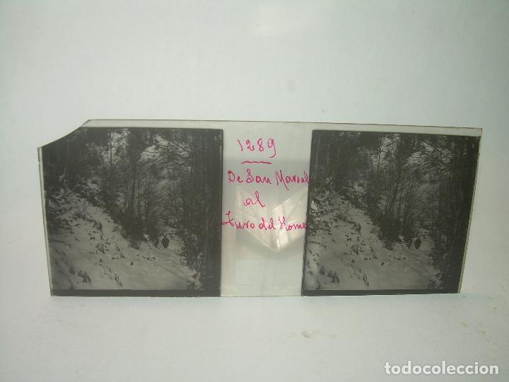Fotografía antigua: CAJETIN 25 CRISTALES ESTEREOSCOPICOS.....MONTSENY......CIRCA.1.900 - Foto 25 - 92769865