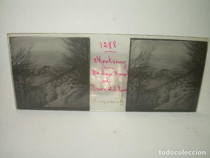 Fotografía antigua: CAJETIN 25 CRISTALES ESTEREOSCOPICOS.....MONTSENY......CIRCA.1.900 - Foto 26 - 92769865