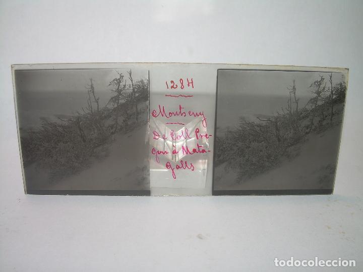 Fotografía antigua: CAJETIN 25 CRISTALES ESTEREOSCOPICOS.....MONTSENY......CIRCA.1.900 - Foto 31 - 92769865