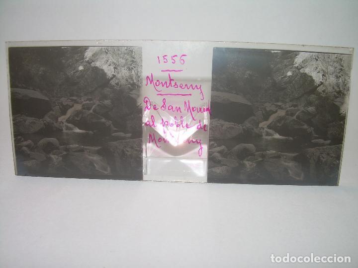 Fotografía antigua: CAJETIN 25 CRISTALES ESTEREOSCOPICOS.....MONTSENY......CIRCA.1.900 - Foto 34 - 92769865