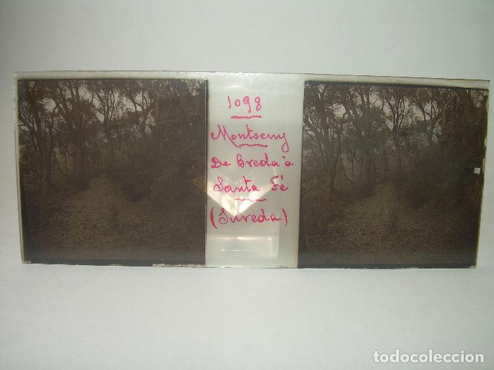 Fotografía antigua: CAJETIN 25 CRISTALES ESTEREOSCOPICOS.....MONTSENY......CIRCA.1.900 - Foto 36 - 92769865