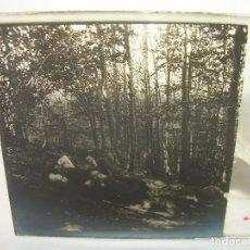 Fotografía antigua: TRECE CRISTALES ESTEREOSCOPICOS..........SANTA FE DEL MONTSENY.....CIRCA. 1.900. Lote 93133695