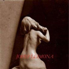 Fotografía antigua: JOSEP LLIMONA - ESCULTURA - 1900'S - NEGATIVO DE GRAN FORMATO. Lote 93624085