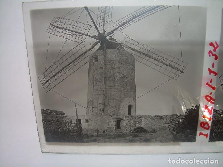 OCHO COSTALES ESTEREOSCOPICOS......IBIZA....CIRCA...1.900 (Fotografía Antigua - Estereoscópicas)