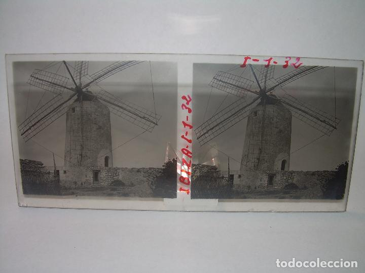 Fotografía antigua: OCHO COSTALES ESTEREOSCOPICOS......IBIZA....CIRCA...1.900 - Foto 2 - 173972418