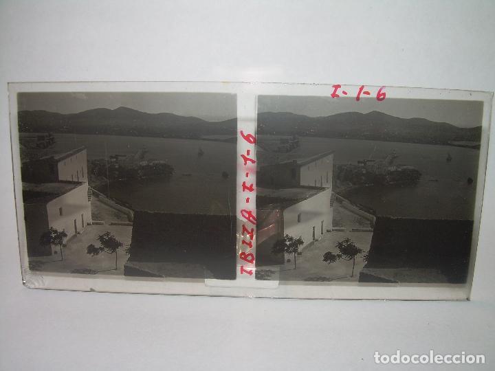 Fotografía antigua: OCHO COSTALES ESTEREOSCOPICOS......IBIZA....CIRCA...1.900 - Foto 4 - 173972418