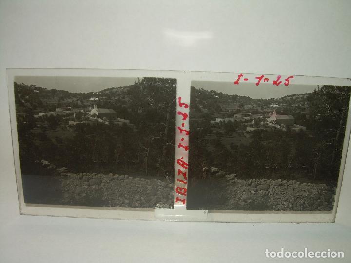 Fotografía antigua: OCHO COSTALES ESTEREOSCOPICOS......IBIZA....CIRCA...1.900 - Foto 6 - 173972418