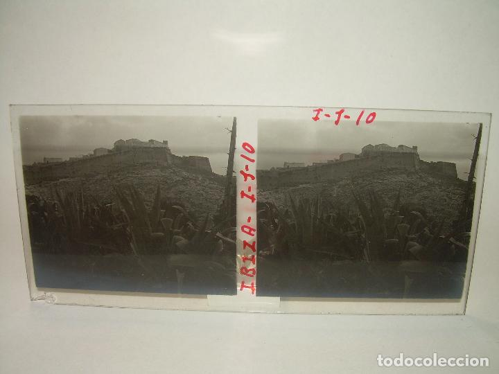 Fotografía antigua: OCHO COSTALES ESTEREOSCOPICOS......IBIZA....CIRCA...1.900 - Foto 7 - 173972418