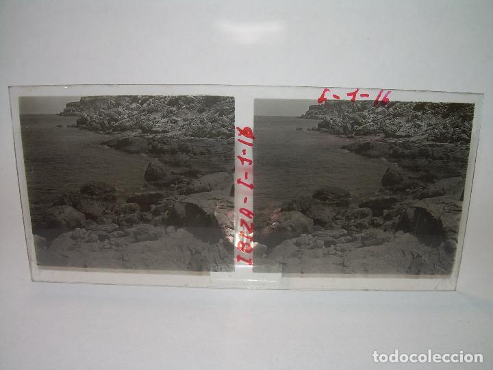 Fotografía antigua: OCHO COSTALES ESTEREOSCOPICOS......IBIZA....CIRCA...1.900 - Foto 10 - 173972418