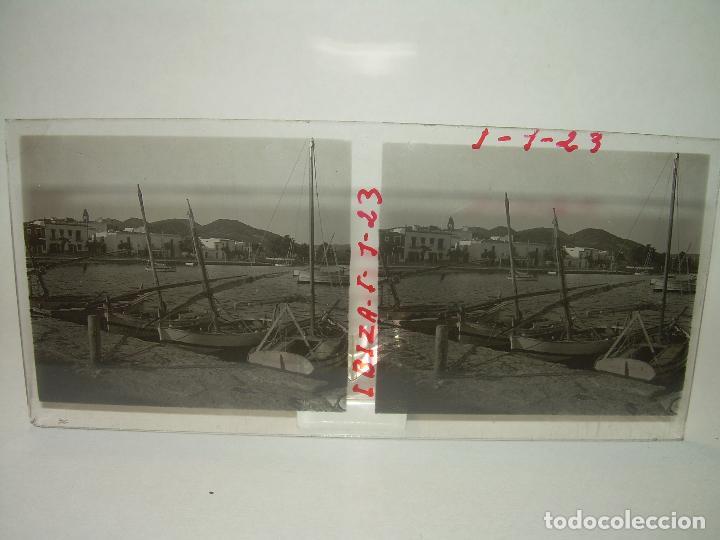 Fotografía antigua: OCHO COSTALES ESTEREOSCOPICOS......IBIZA....CIRCA...1.900 - Foto 13 - 173972418