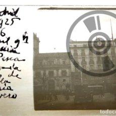 Fotografía antigua: MADRID - CRISTAL ESTEREOSCÓPICO - CALLE NICOLÁS MARÍA RIVERO (ACTUAL CALLE CEDACEROS) - AÑO 1925. Lote 94590179