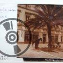 Fotografía antigua: CÓRDOBA - CRISTAL ESTEREOSCÓPICO - UNA PLAZA - FOTOGRAFÍA ÚNICA - PRINCIPIOS SIGLO XX. Lote 94804143