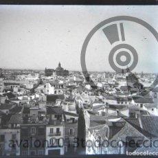 Fotografía antigua: SEVILLA - CRISTAL ESTEREOSCÓPICO NEGATIVO - VISTA DESDE LA CATEDRAL - FOTOGRAFÍA ÚNICA . Lote 94861807