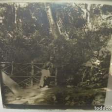 Fotografía antigua: 25 CRISTALES ESTEREOSCOPICOS....ZARAGOZA...MONASTERIO DE PIEDRA....CIRCA..1.900. Lote 95302399