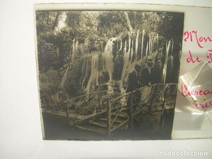 Fotografía antigua: 25 CRISTALES ESTEREOSCOPICOS....ZARAGOZA...MONASTERIO DE PIEDRA....CIRCA..1.900 - Foto 9 - 95302399