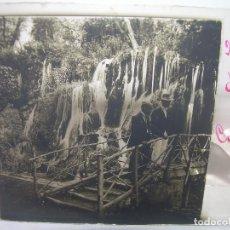 Fotografía antigua: 24 CRISTALES ESTEREOSCOPICOS....ZARAGOZA...MONASTERIO DE PIEDRA...CIRCA..1.900.. Lote 95596063